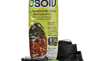 Biodegradable Bags Help Your Spring Cleanup Go Green