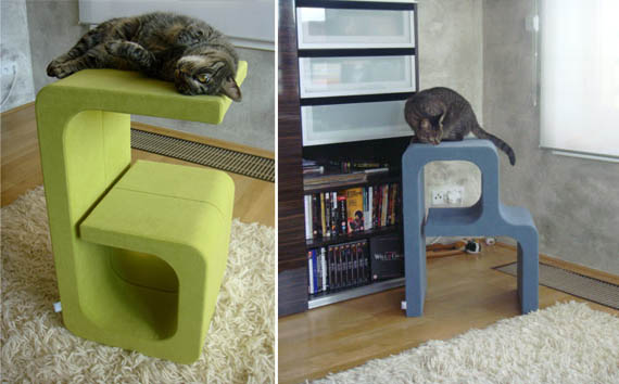 Catworks Alphabet Furniture for C-A-T-S