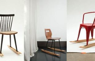 Chair Skis Make Any Chair Rock