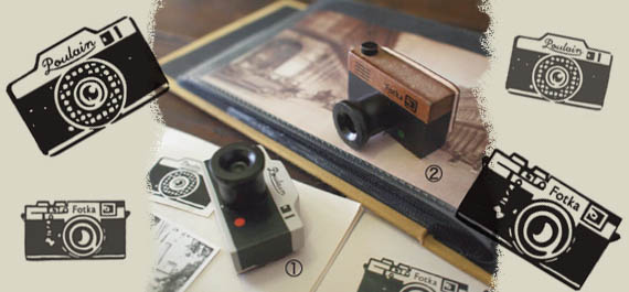Picture Perfect Stamps for Vintage Photography Lovers