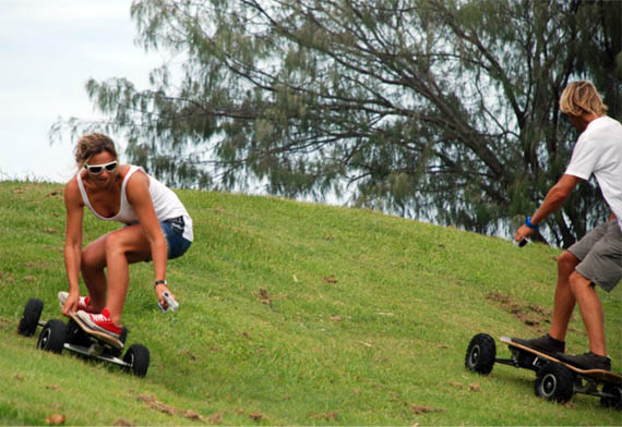 Stop Loitering and Start Moving with FiiK Motorized Skateboards