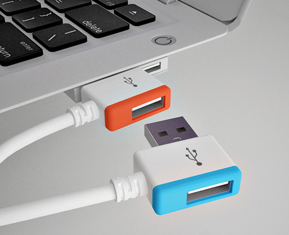 Infinite USB Allows You to Load Up