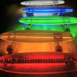LED Light Up Skateboard