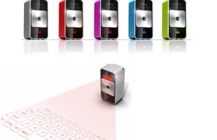 Stop Typing With Your Thumbs Thanks to the Magic Cube Laser Keyboard