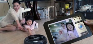 Samsung Tango View Cleans Your Floor And Spies On Your Home