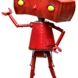 BadRobot Collectible