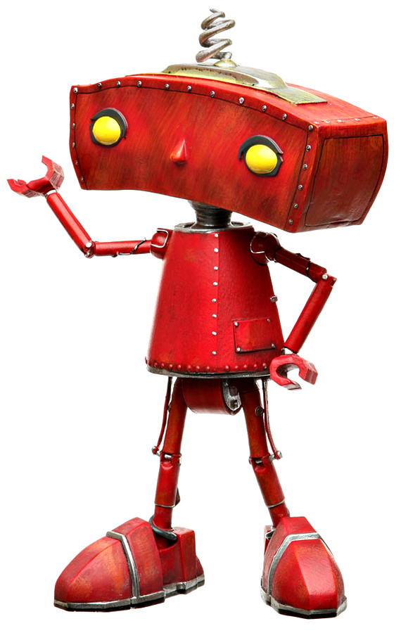 BadRobot Collectible For Sad Losties Everywhere