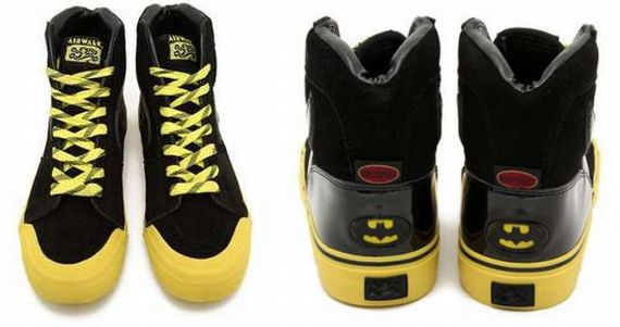 If Batman Wore Sneakers, He'd Wear These