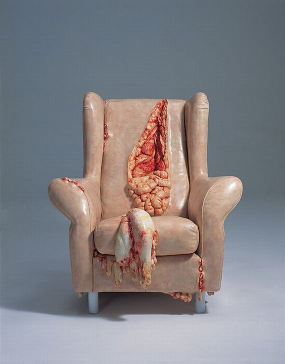 This Chair Has Guts