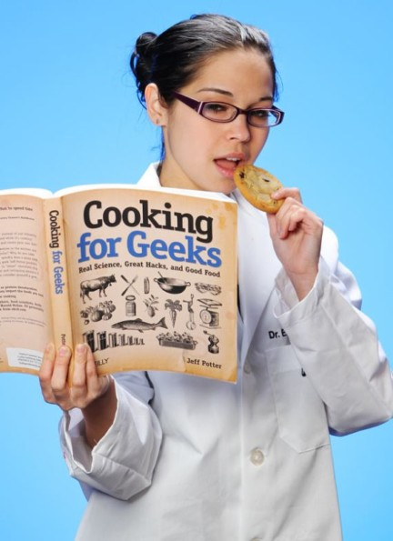 Discover the Science of Cooking with Cooking for Geeks