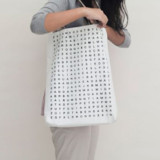 Crossword Puzzle Tote Bag