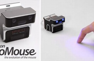 The Evomouse Lets You Mouse Without a Mouse