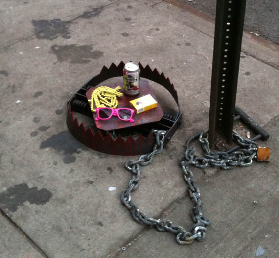 Hipster Traps in NYC Use PBR and Wayfarers as Bait