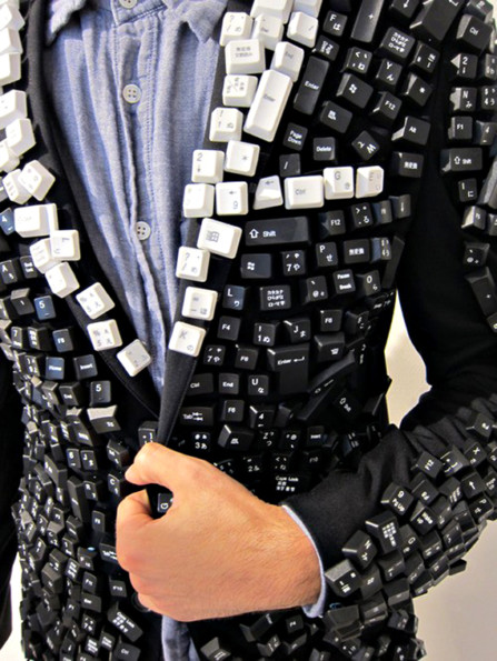 Key Coat is Perfect For Geeky Black Tie Affairs