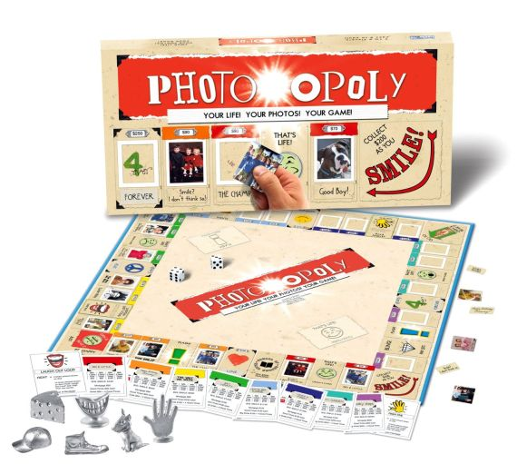 Photo-opoly Brings a Personal Touch to Monopoly