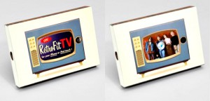 Relive The Good Old Days With A Retrofit TV iPhone Holder