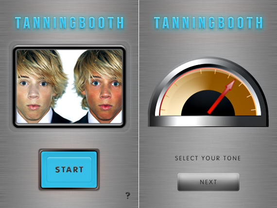 Looking Pasty? The TanningBooth App Will Snookify You