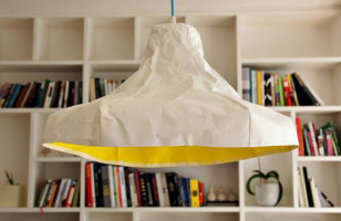 Trash is Treasure With the Wad of Paper Lamp