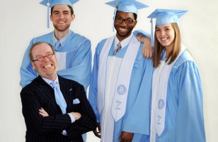 UNC Graduation Gowns Are Made From Recycled Plastic Bottles