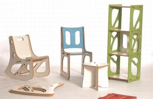 Gypsy Modular Furniture Makes Moving Easy