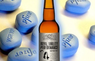Royal Virility Performance Beer Puts A Spring In Your Step