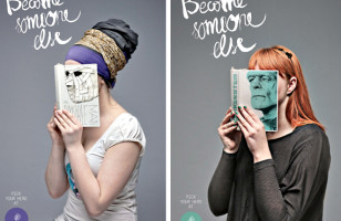 Become Someone Else: Read More Books