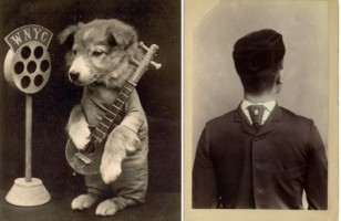 Strange Things Were Photographed Long Before The Internet Existed