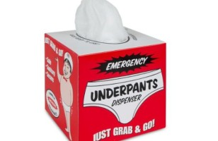 The Emergency Underwear Dispenser Is There For You In Times Of Crisis
