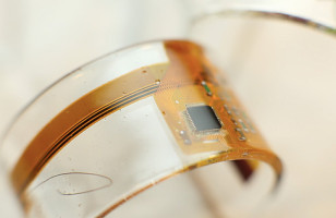 Jewelery Made From Old Technological Junk