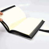 Pinetti Quattrogiga Leather Journal with USB Drive