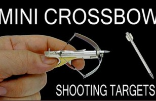 The Power Of A Crossbow In The Palm Of Your Hand
