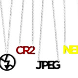 Camera Lingo Necklace