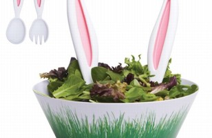 There's A Rabbit Hiding In That Salad