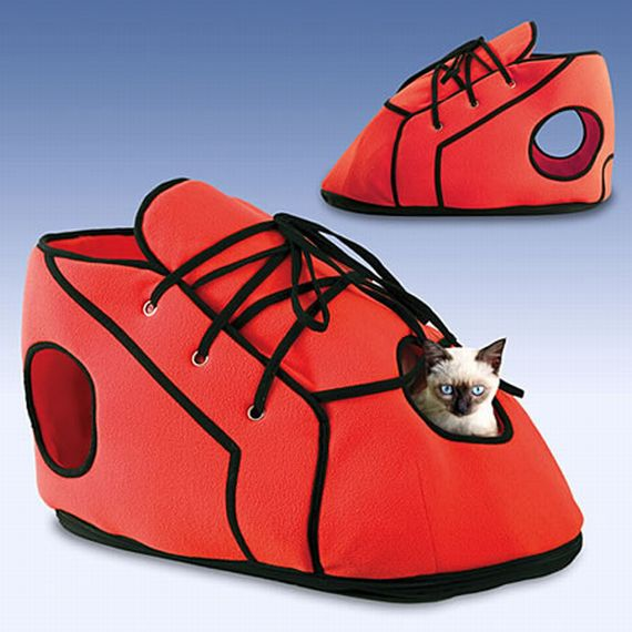 Your Cat Can Play With This Shoe Safely