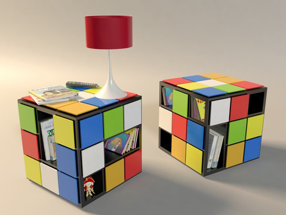 Kub coffee table puts the fun in function incredible - Cube table basse ...
