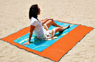 Keep The Sand Out of Your Bathing Suit