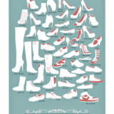 Shoes Appreciation Society Poster
