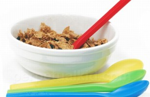 Prevent Spills With The Sip N Spoon Set