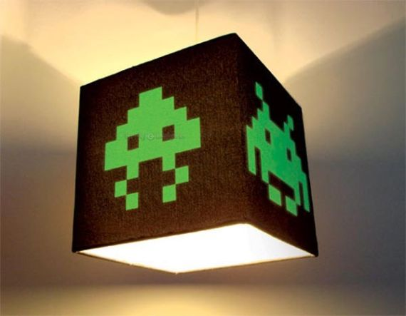 The Space Invaders Have Invaded Your Living Room