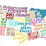 United States Stereotype Map
