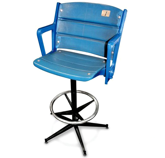 Authentic Yankee Stadium Seats For The Team S Biggest Fans