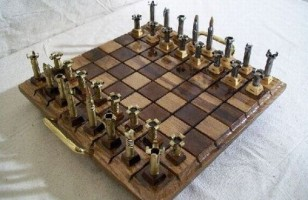 End Your Next Game Of Chess With A Bang