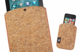 Cork iPad Sleeve Gets Better With Age