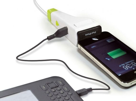 One Charger For All Your Gadgets