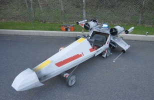Long Ago In A Soapbox Derby Far Far Away