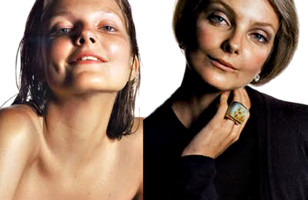 Model Ages Six Decades With Make Up, Lighting & Photography