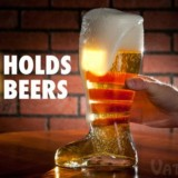 The Beer Boot