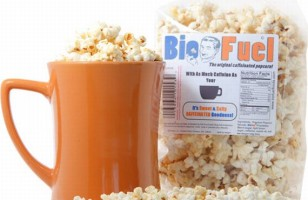 Skip The Morning Coffee, Have Some Popcorn Instead