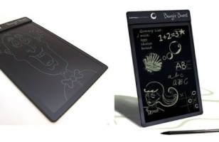 Forget The White Board, Get A Boogie Board Instead