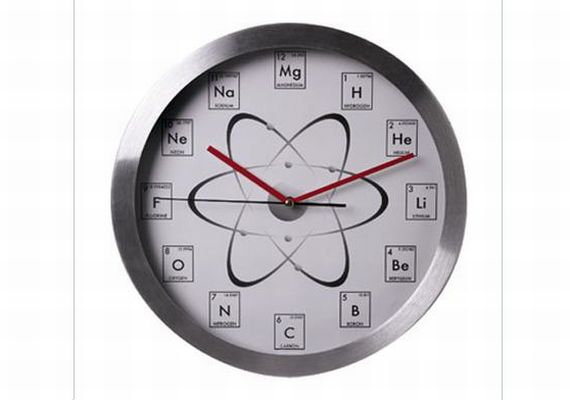 Tell Time With Chemistry